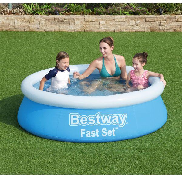 Aufblasbarer Pool Bestway 183x51cm